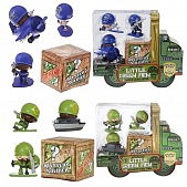 Awesome Little Green Men 4 фигурки